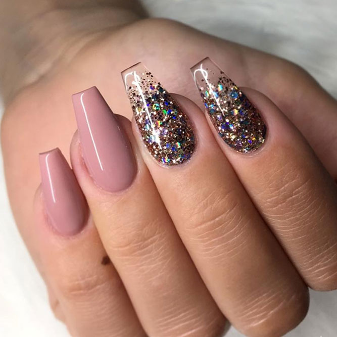 Stunning Looks for Coffin Style Nails picture 1