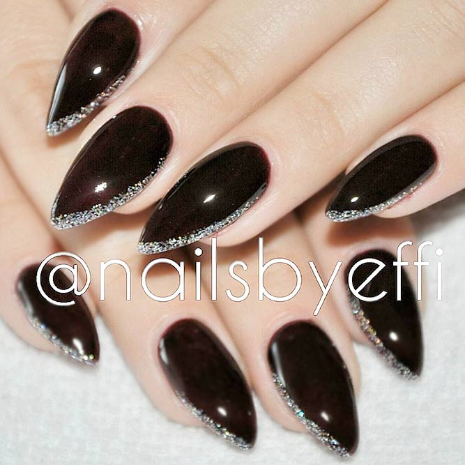 Chic and Luxury Stilettos Nails picture 1