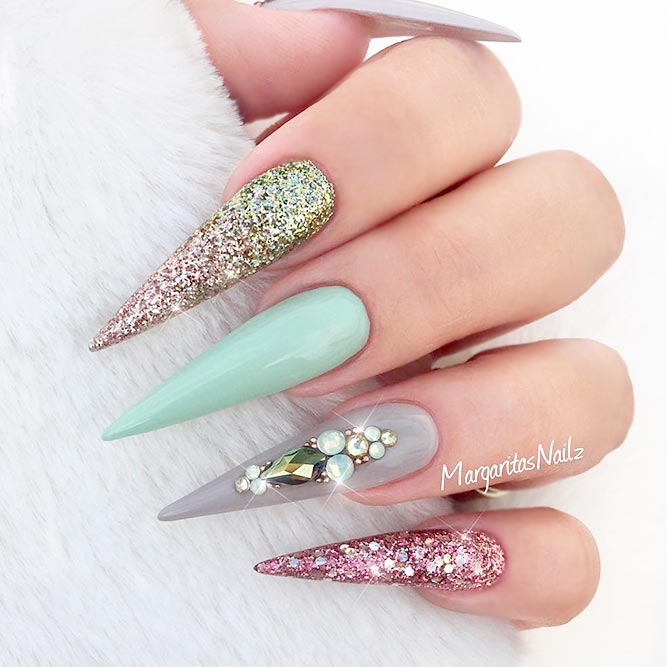 Fairy Long Nails to Be Incredible picture 1
