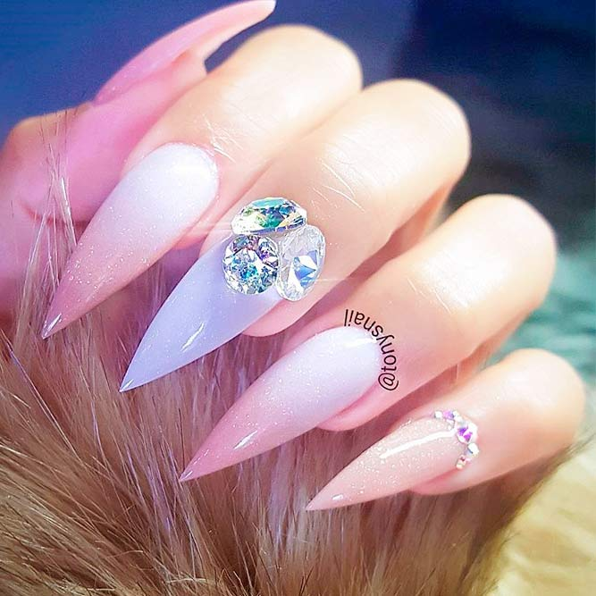 Cute Stiletto Nails You Should Try picture 3