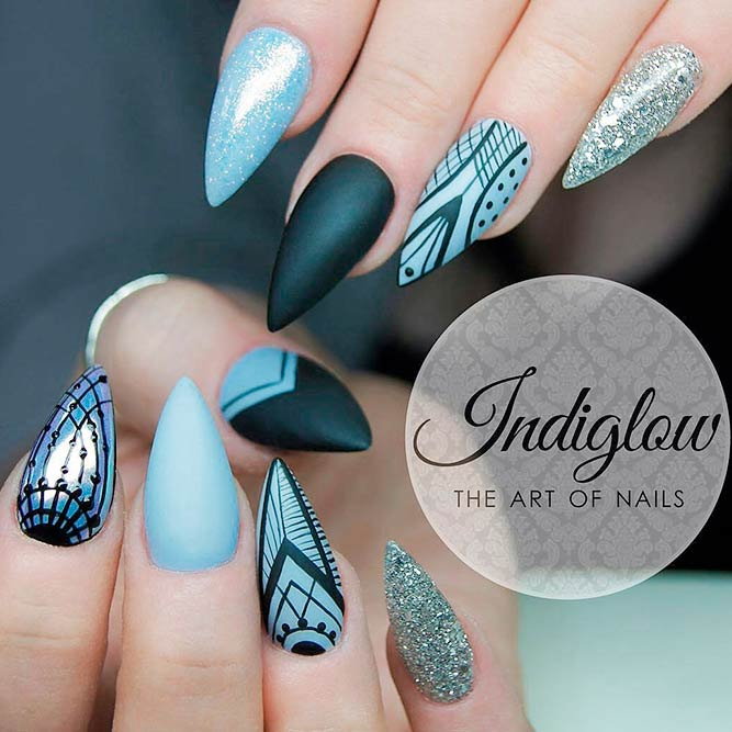 Cute Stiletto Nails You Should Try picture 2