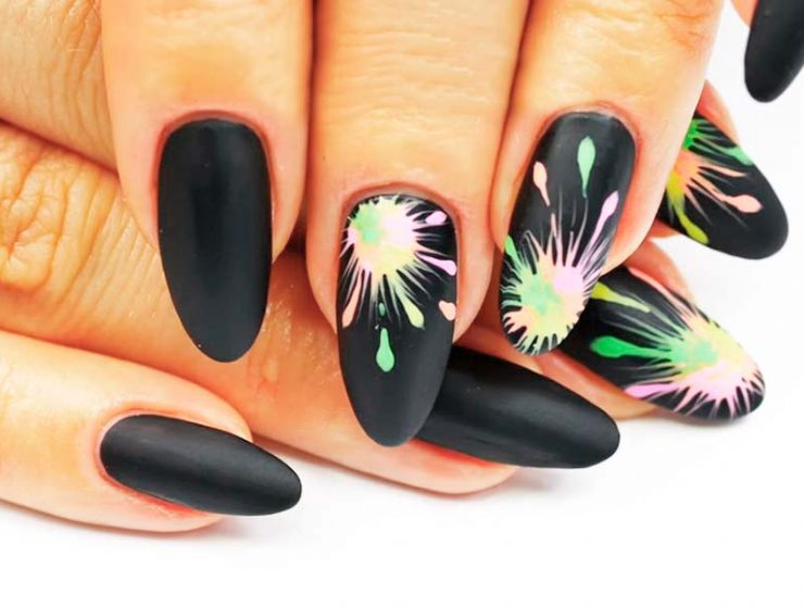 Nail stamping archives nail designs 8 easy tutorials different nail designs step by step prinsesfo Choice Image