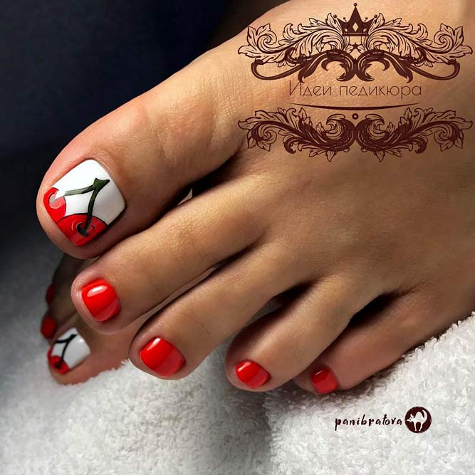 Pedicure Ideas For Your Fabulous Nails ...