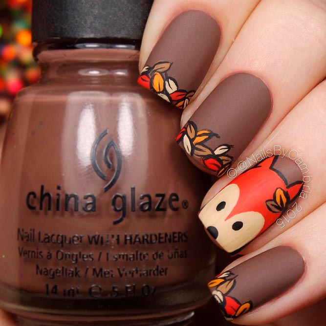 Beautiful Foxy Nails picture 1