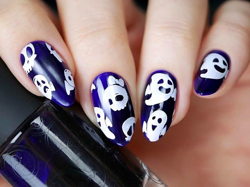 Halloween Nails: Designs to Terrify and Delight Your Friends