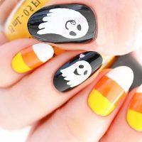 20 scary halloween nails designs  naildesignsjournal