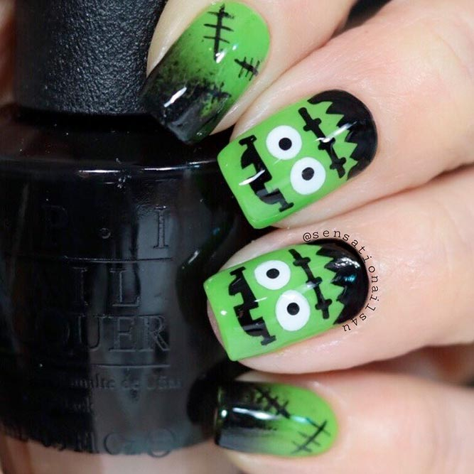 Monster Manicure