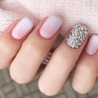 21 very easy nail designs for short nails