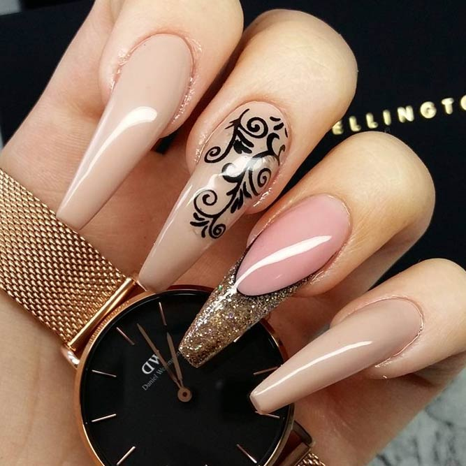 Gorgeous Nail Ideas for Luxury Brides picture 1