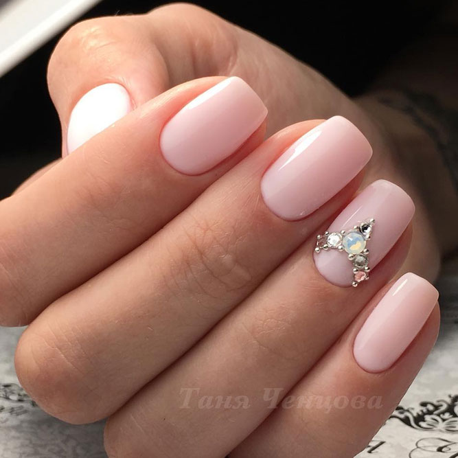 Nail Ideas for Sweet Bride picture 2