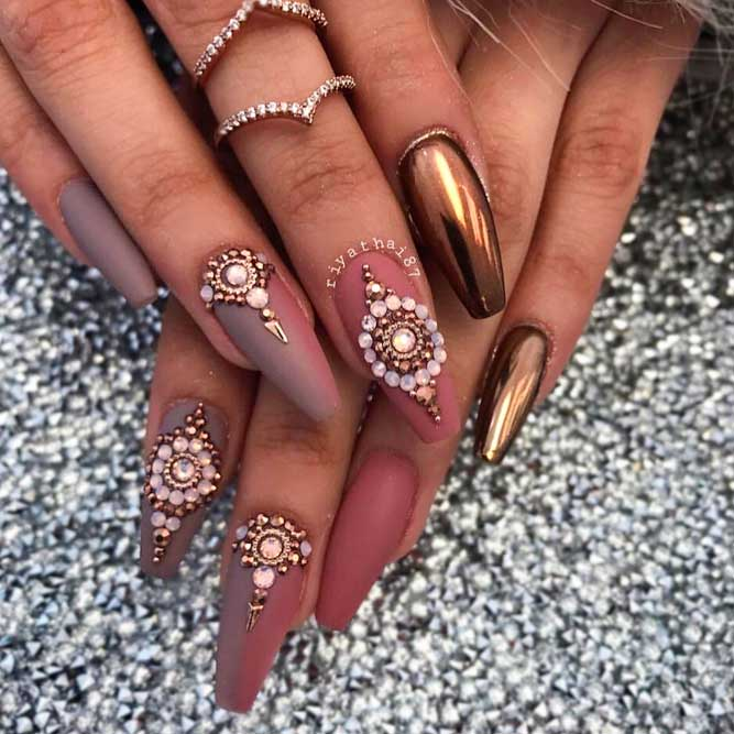 Mirror Nails for Glam Girls picture 2