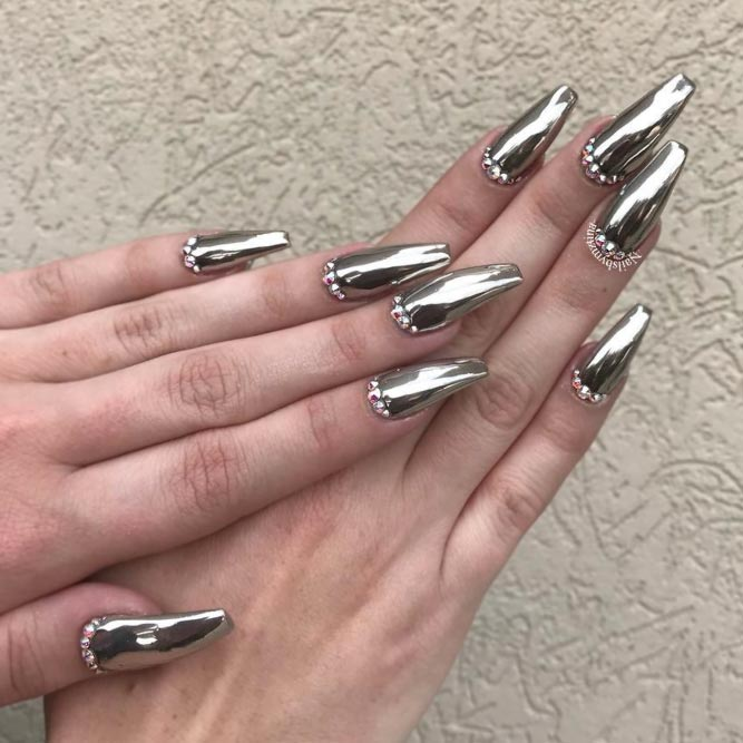Mirror Nails for Glam Girls picture 3
