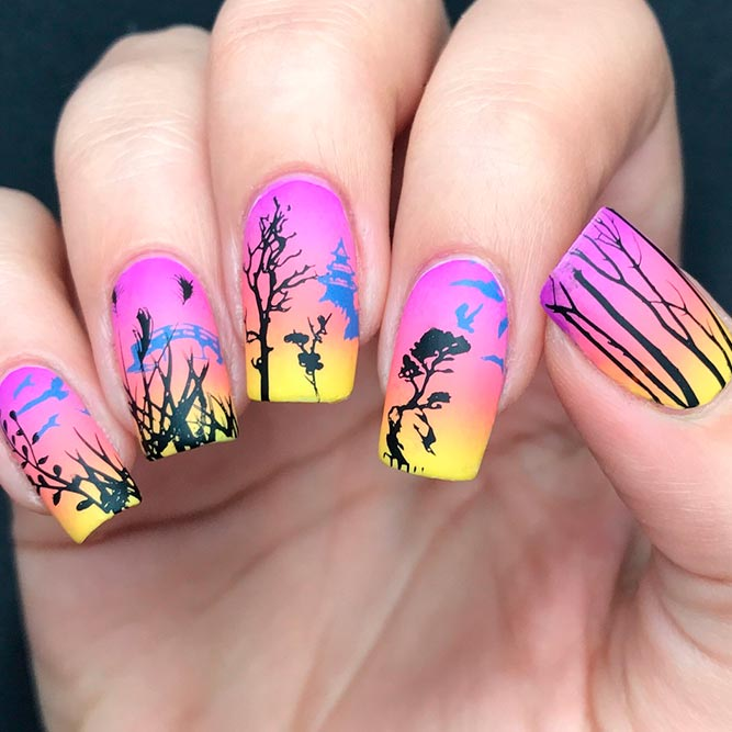 Amazing Ombre Nail Designs picture 1