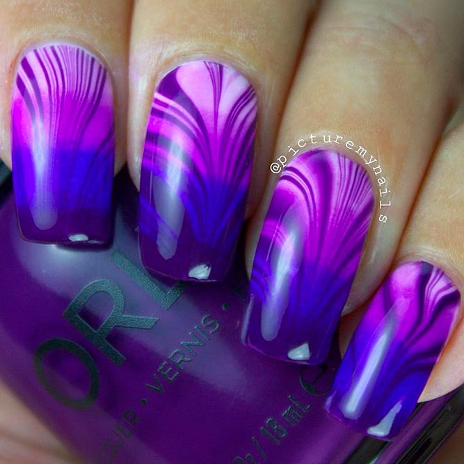 Cute Ombre Nails to Be Incredible picture 1