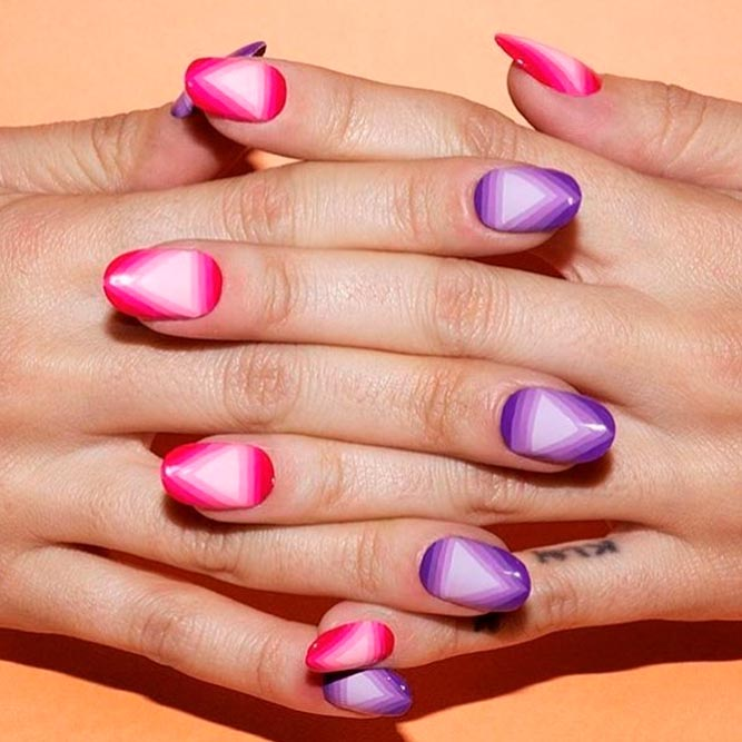 Cute Ombre Nails to Be Incredible picture 2