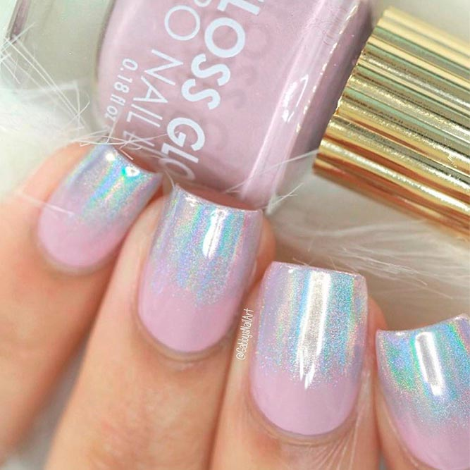 Sweet Mani Ideas for Short Nails picture 1