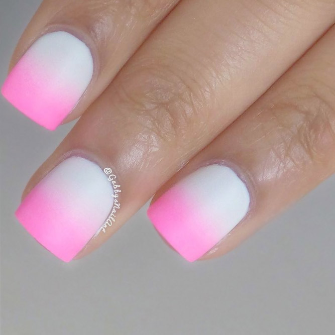 Sweet Mani Ideas for Short Nails picture 3