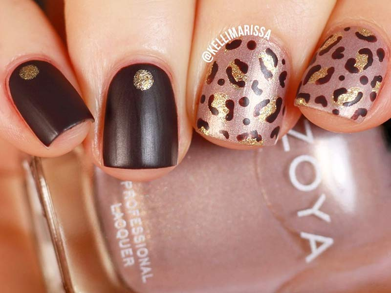 5 Chic Fall Nail Ideas To Fall In Love With | NailDesignsJournal.com