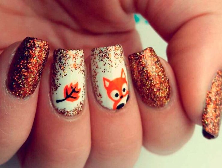 Foxy Nails The Hottest Trend of This Fall