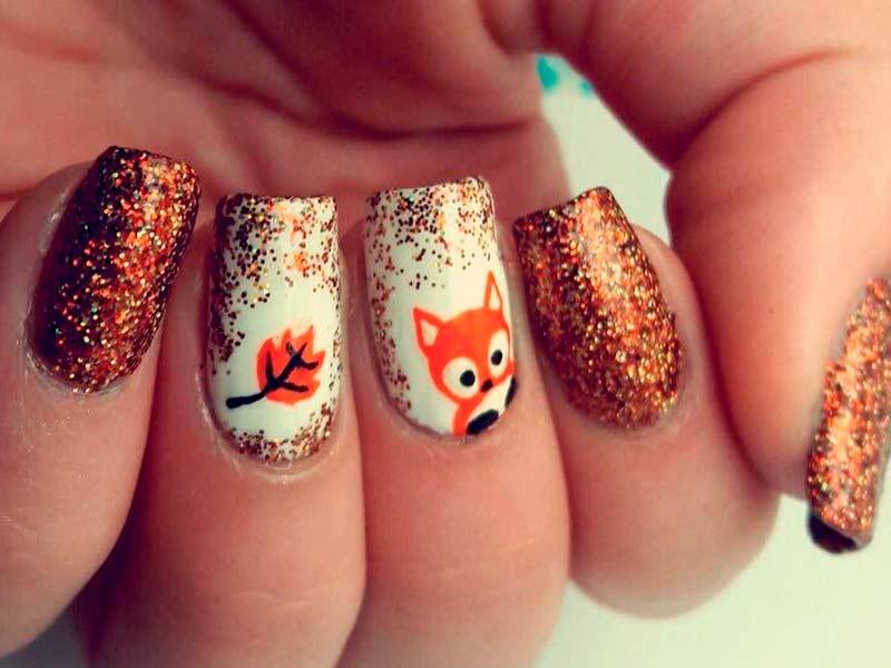 3 Foxy Nails Ideas To Make Everyone Crazy   NailDesignsJournal.com
