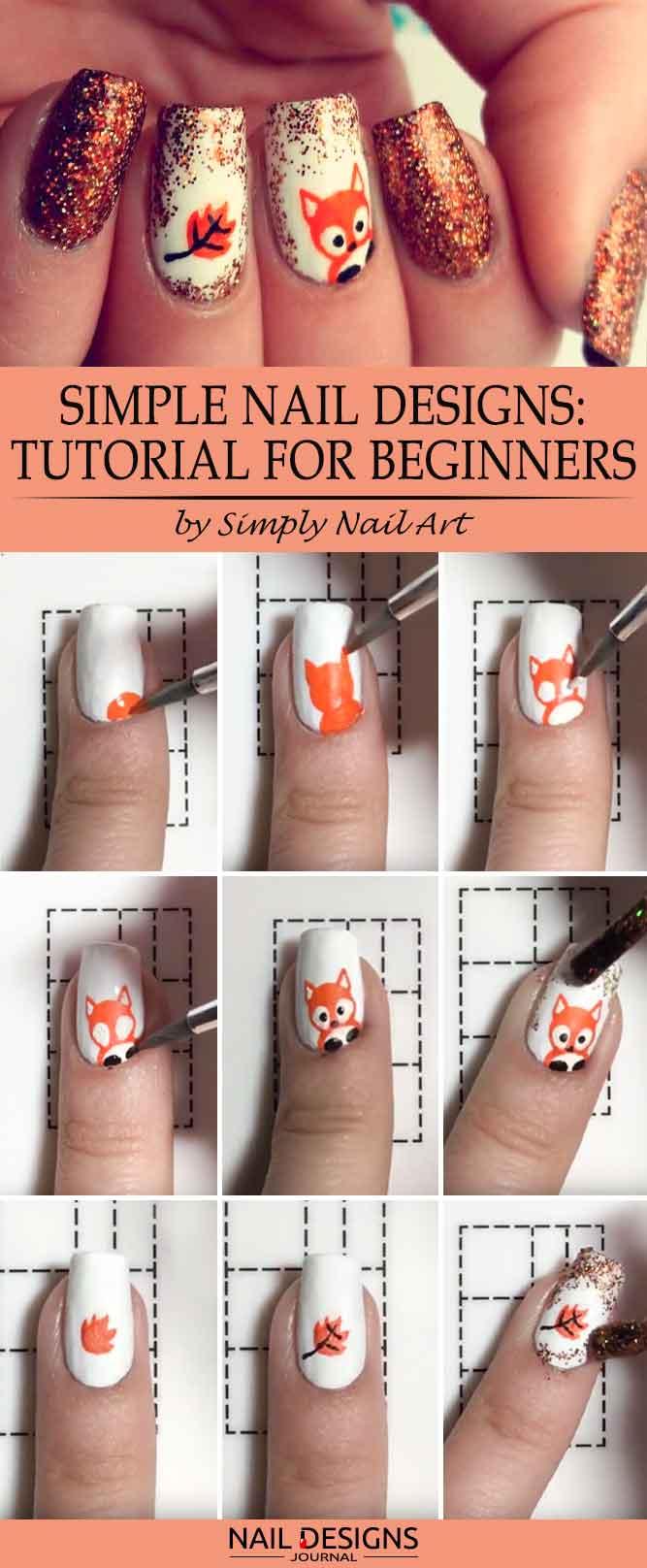 3 Foxy Nails Ideas To Make Everyone Crazy | NailDesignsJournal.com