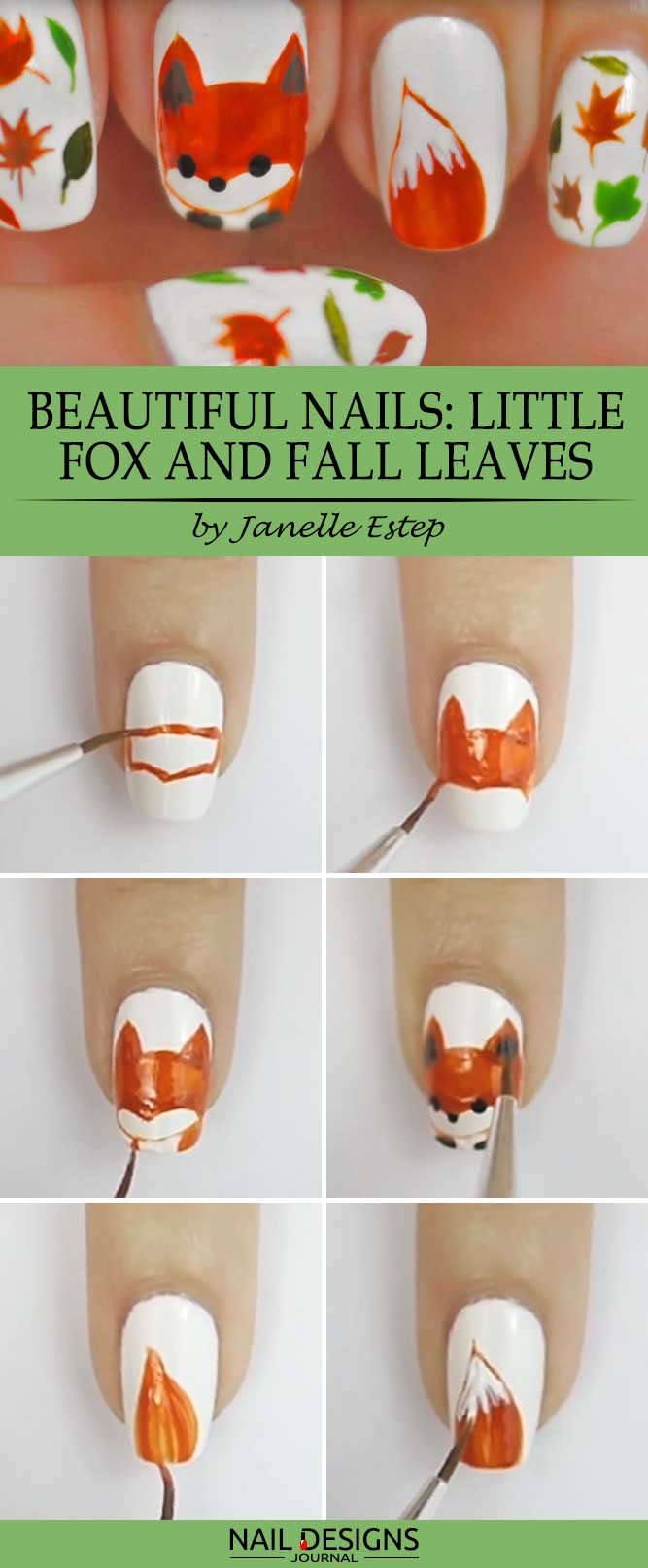 3 Foxy Nails Ideas To Make Everyone Crazy | NailDesignsJournal.com