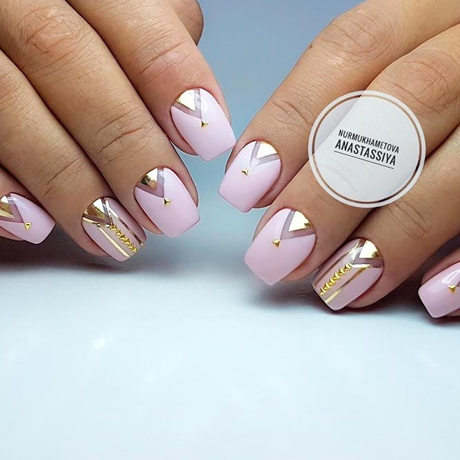 Most Popular Ideas for Pink Nails picture 2