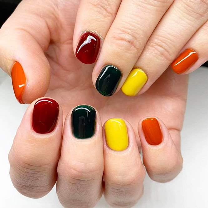 Easy Ways to Create Your Mani for Short Nails
