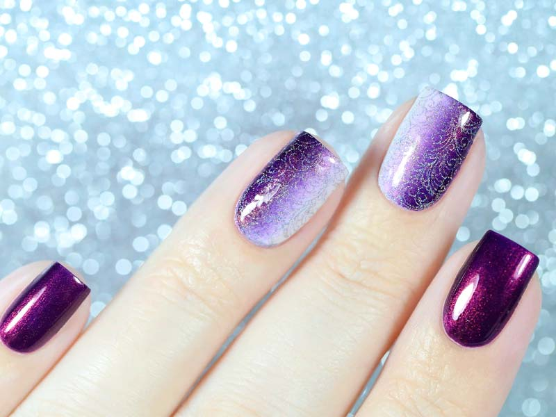 Ideas How to Do Cute Ombre Nails