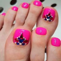 50 original toe nail colors to try out  naildesignsjournal