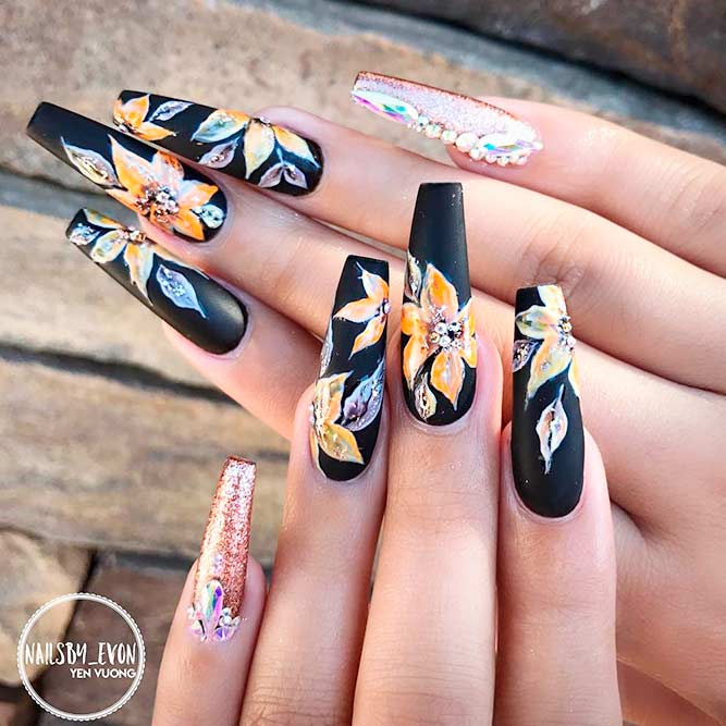 Sweet Autumn Nail Designs picture 3