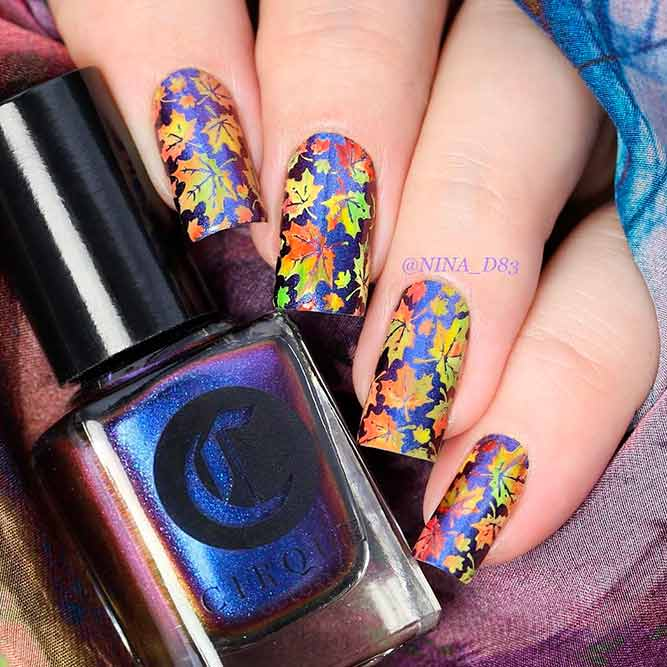 Sweet Autumn Nail Designs picture 2