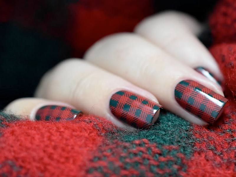 21 Gorgeous Fall Color Nails Designs | NailDesignsJournal
