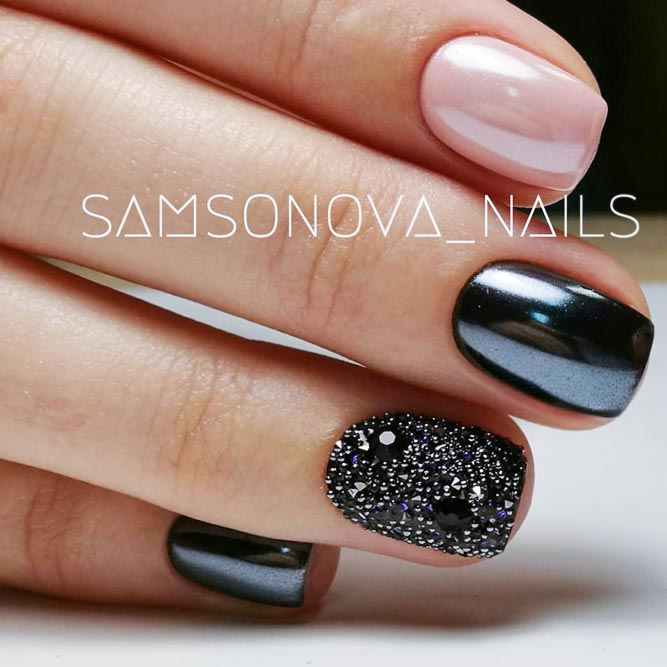 Black Pearl Nails