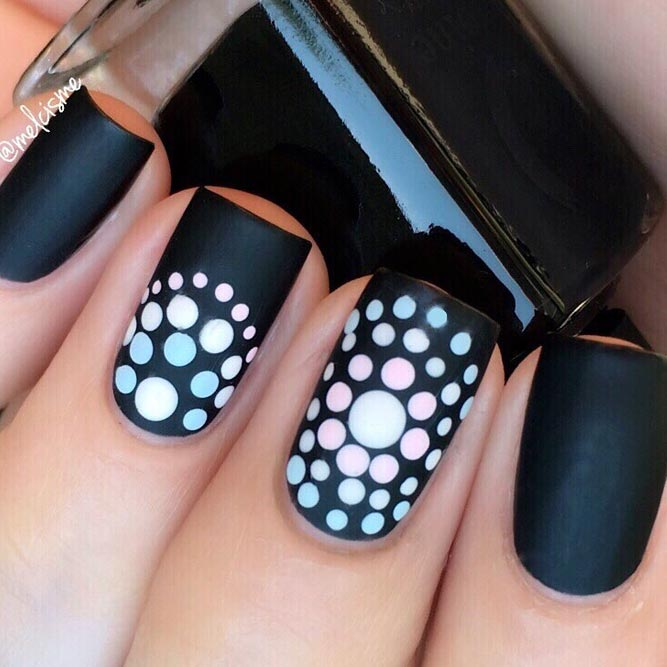 Tribal Polka Dots