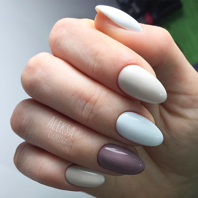 Simple Nail Designs in Pastel Shades picture 1