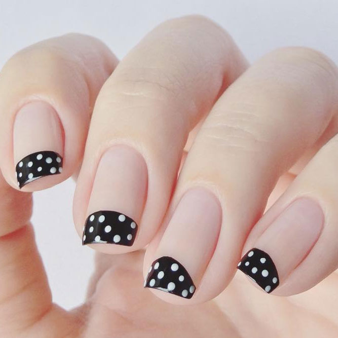 Lovely Nails with French Tips picture 3
