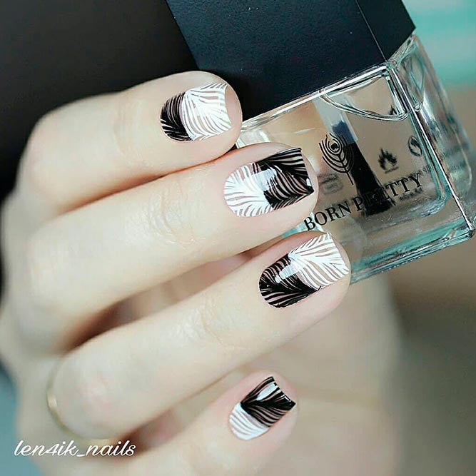 Monochromatic Designs for Office Mani picture 1