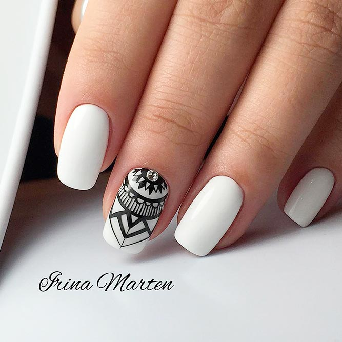 Monochromatic Designs for Office Mani picture 2