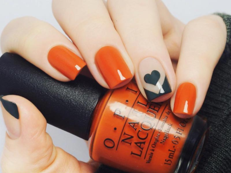 21 Fall Nails Hues Collected By Pantone | NailDesignsJournal.com