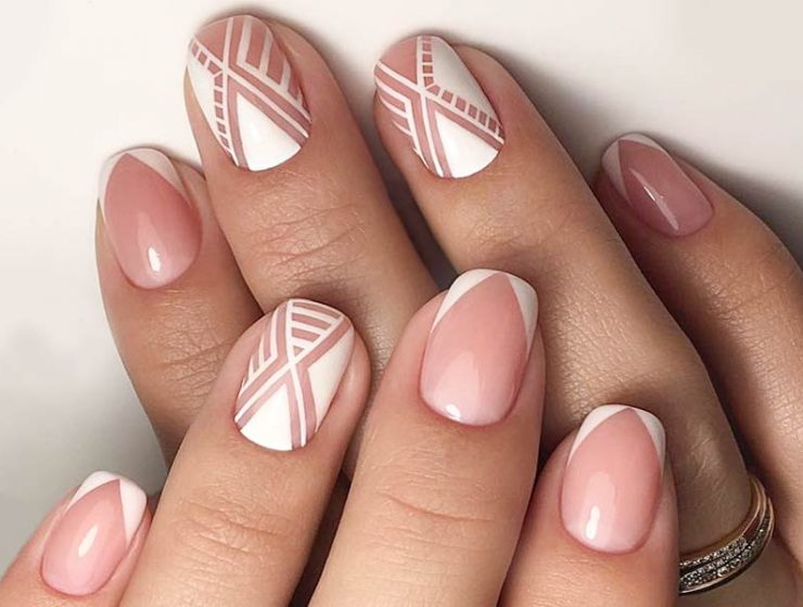 Ideas of French Tips Art to Start Wearing Now