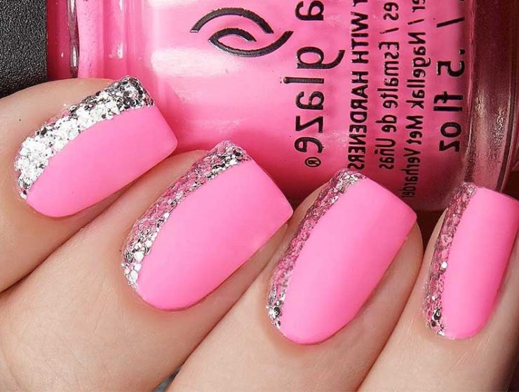 Cute Matte Pink Nails Designs: The New Classics