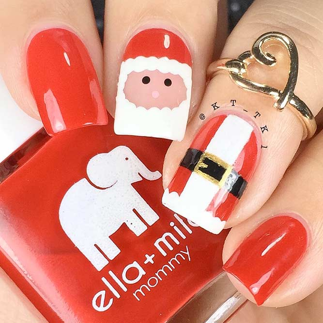 Ideas for Christmas Nails picture 3
