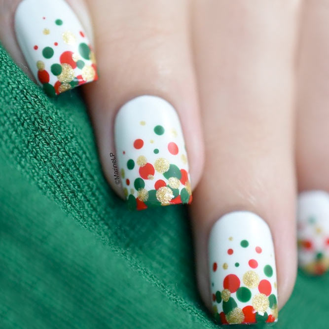 Ideas for Christmas Nails picture 2