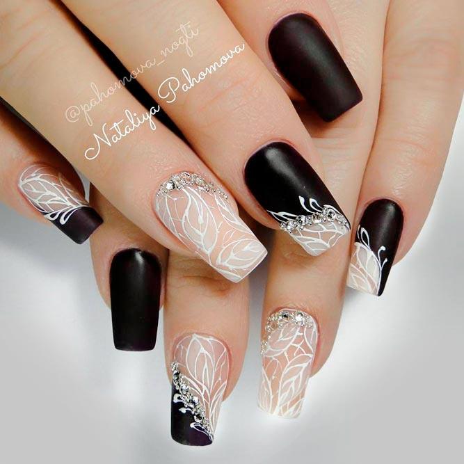 Trendy Acrylic Nails Ideas To Rock | NailDesignsJournal.com