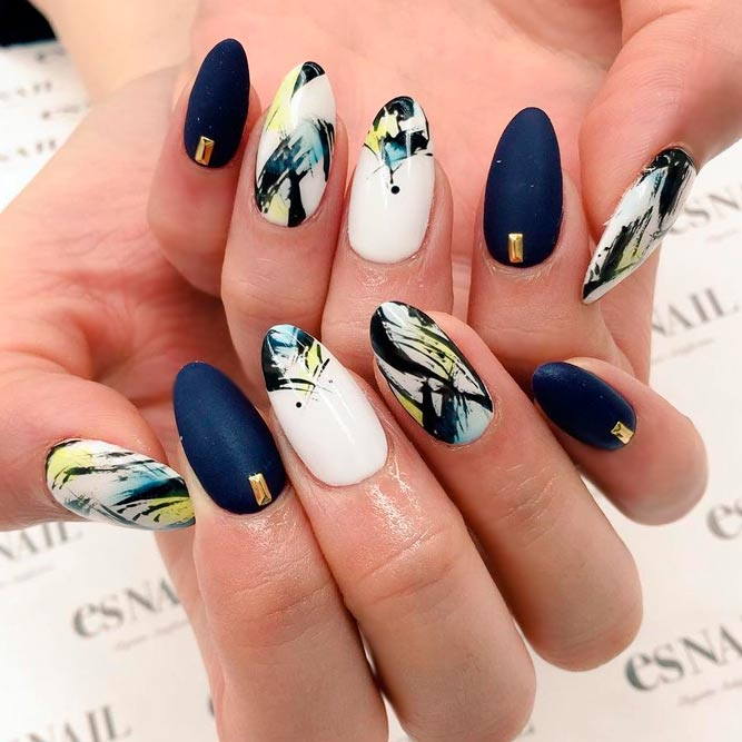 Most Popular Acrylic Nail Designs picture 2