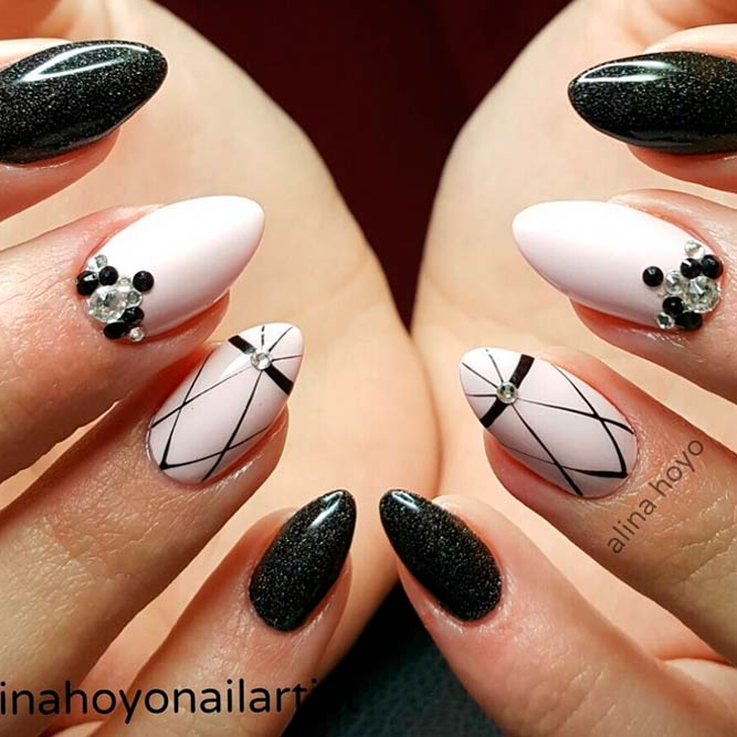 Most Popular Acrylic Nail Designs Picture 1