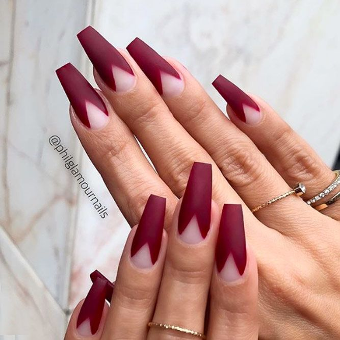 Matte Nails For Everyday