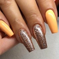 30 coffin nail designs you'll want to wear right now