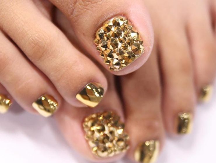 Incredible Toe Nail Designs for Your Perfect Feet